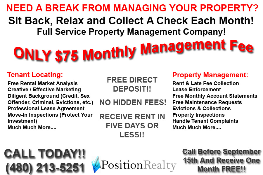List Of Property Management Companies In Phoenix